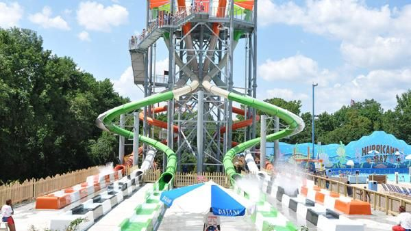 Water Park Rides Six Flags America Water Park Rides Water Park Six Flags America