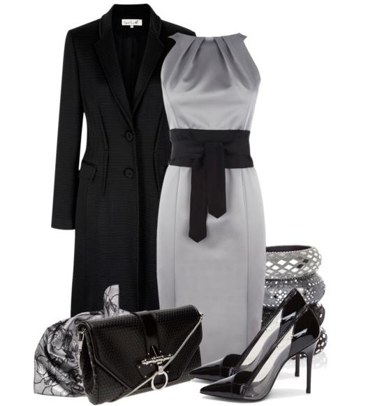 Gray satin cocktail dress  #Milliondollarshopperdanielle