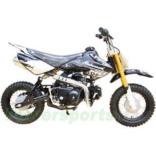 DB X19 110cc Dirt Bike With Semi Automatic Transmission, Honda CRF50  Upgrades!