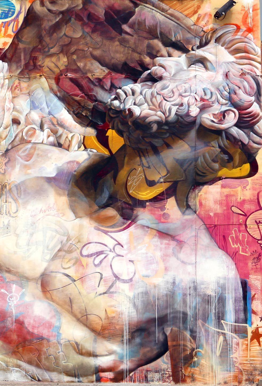 da6c15ec00c PichiAvo | Marble art | Art, Graffiti art, Street art
