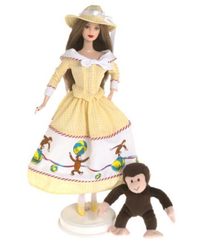 Curious George Barbie Barbie Sammlung Barbie Und Hering