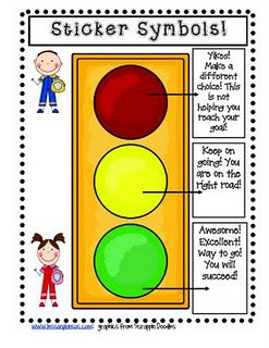 Lesson Plan Sos Child Behavior Chart Personalized Learning How To Plan