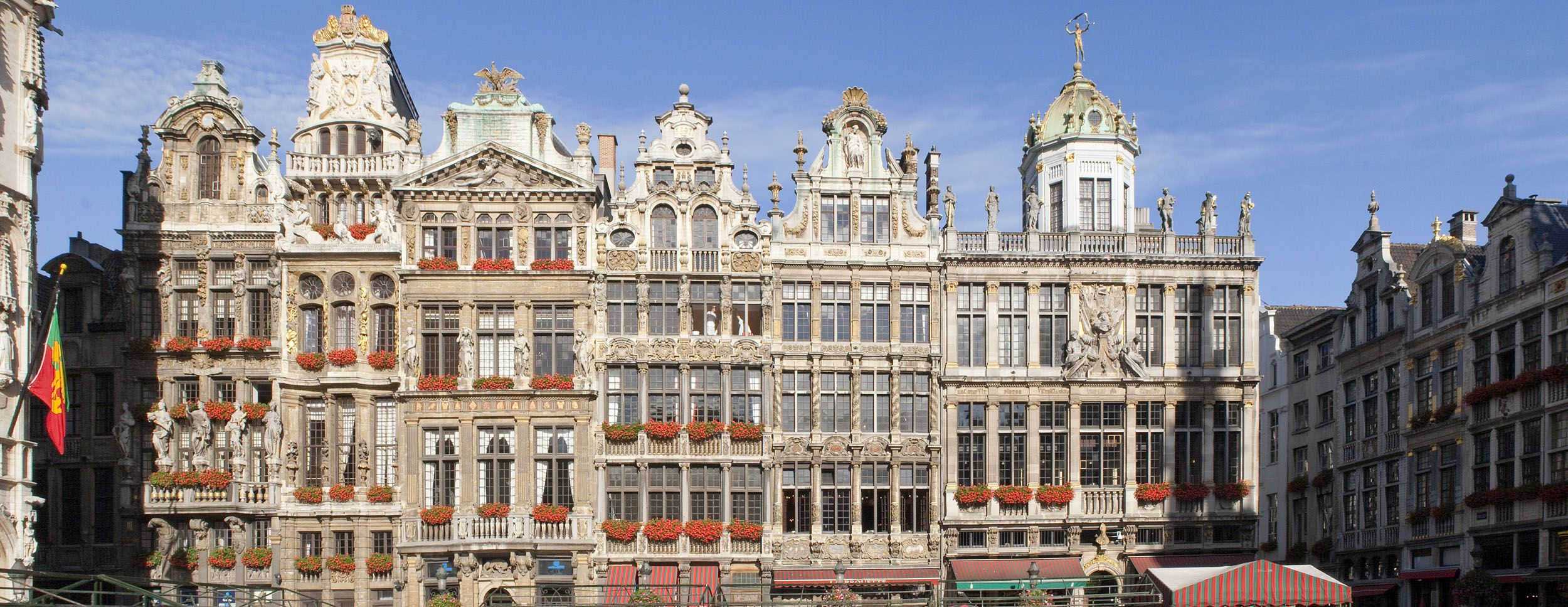 Grand Place. Bruselas