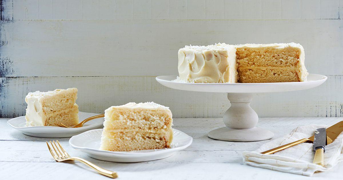 The Ultimate White Cake Recipe Desserts Pinterest Cake