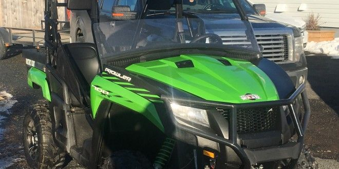 Rcmp Requests Public Assistance To Locate Stolen All Terrain