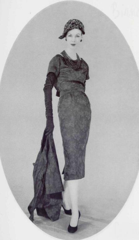 Christian Dior P E 1957