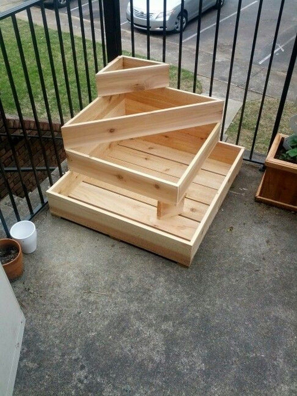 Diy Rustic Wood Planter Box Ideas For Your Amazing Garden 22 Wood Planter Box Wood Planters Garden Projects