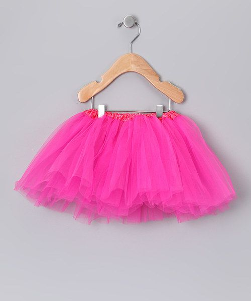 This dreamy tutu is a must-have for any tiny dancer. A soft satin-covered elastic waistband offers a comfortable fit while three full layers of elegant tulle help steal the spotlight.Fits ages 2 to 4 yearsSatin / tulleHand wash; dry flatImported
