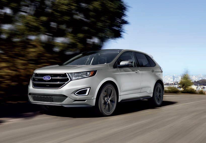 سيارة فورد إيدج 2018 Ford Edge و فئاتها و سعرها Car, Bmw