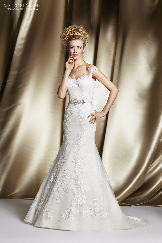New Ronald Joyce Sample in Store | Ronald joyce, Wedding dress and ...
