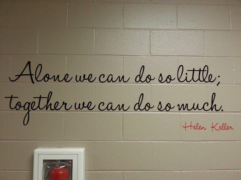 School Leadership Quote Vinyl Pinterest School