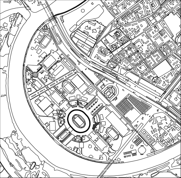 A Coloring Book For The Map Obsessed Moscow S Luzhniki Olympic Rh Nz Chris Brown