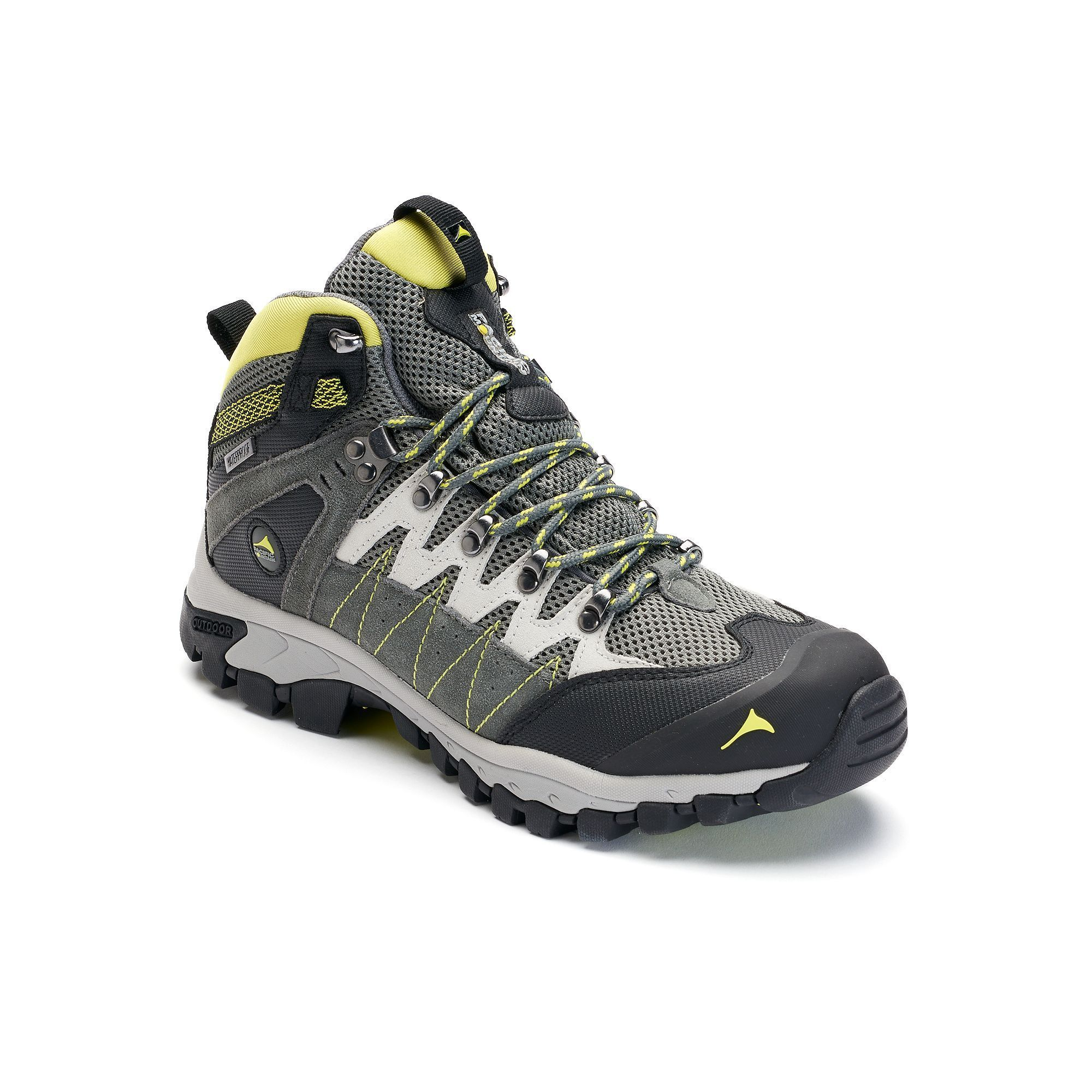 2e728138054 Pacific Mountain Descend Men's Waterproof Hiking Boots | Products ...