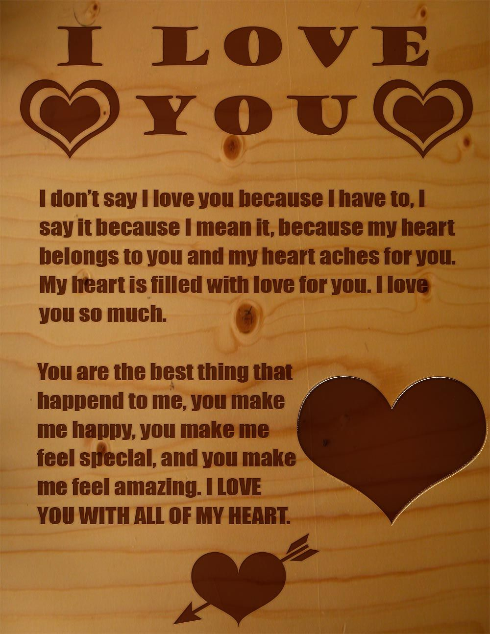 I Love You Ecards I Love You Ecards My Love Inspirational Quotes About Love