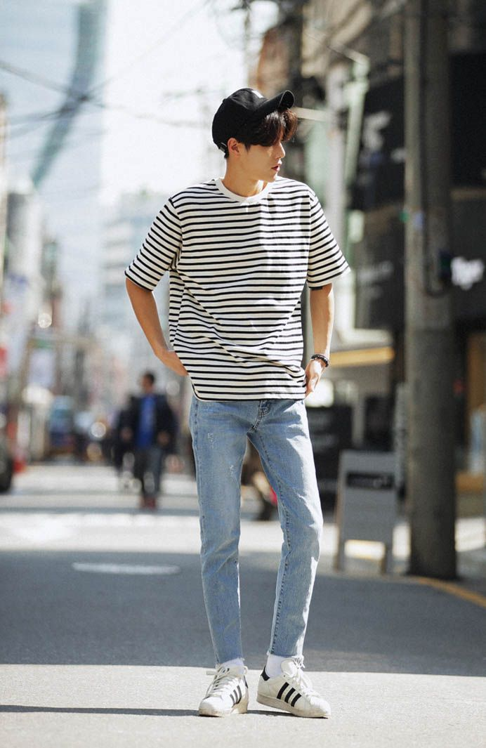 Go Sang Gil | Tumblr | Guys Style | Pinterest | Korean Clothes And Street