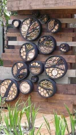 How to build a Bug Hotel :: Garden activities for curious kids #insects