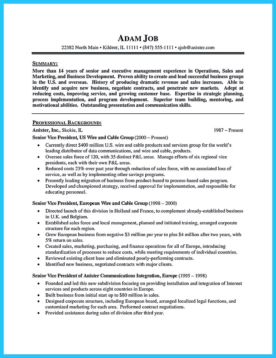 Are you trying to make the best cable technician resume ever? If ...