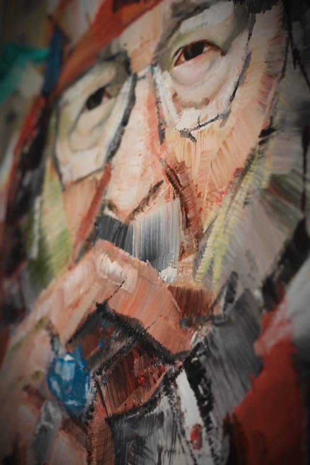 Mickey the dreamer a.k.a. ANtonio Corbetta , detail