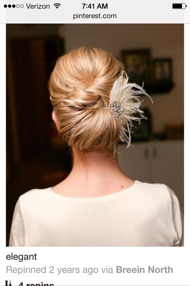 Love the hair style