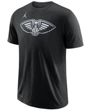 1ea988379 Jordan Men s Anthony Davis New Orleans Pelicans All Star Player T-Shirt -  Black 3XL
