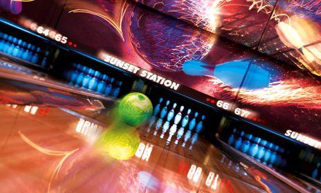 Sunset Station Strike Zone Bowling Bowling Bowling Center Station