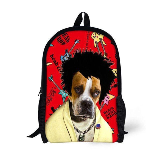 2942dffb19 FORUDESIGNS Cute Pig Animal Kids Schoolbags