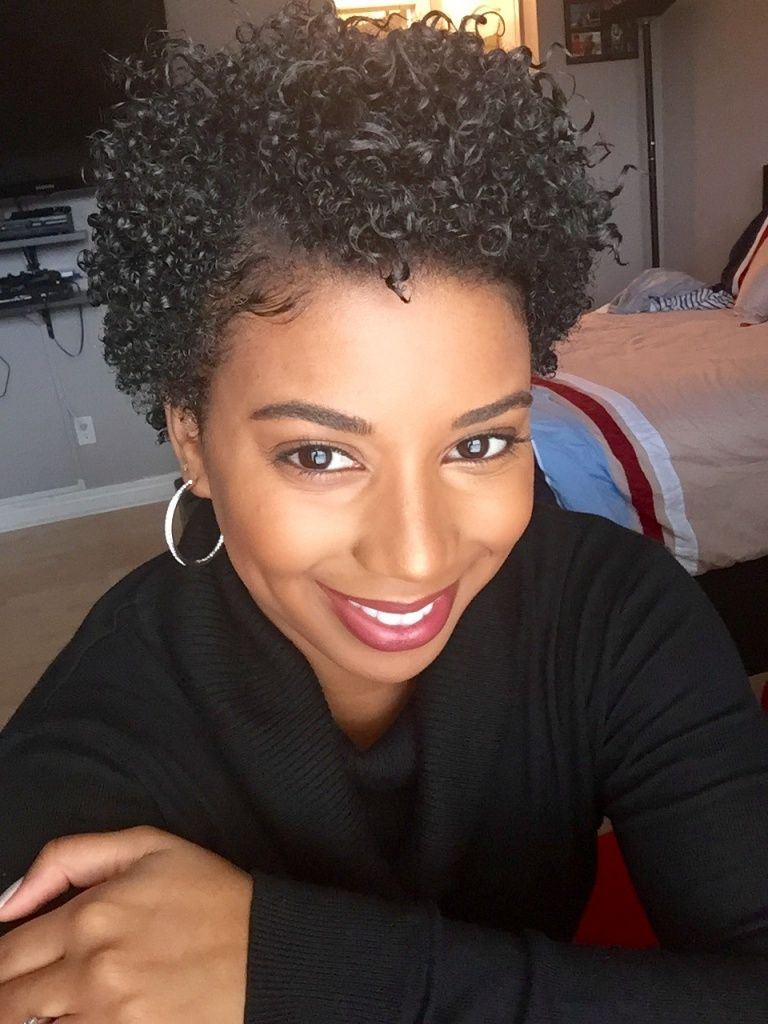 where curls come to life | big chop in 2019 | curly hair