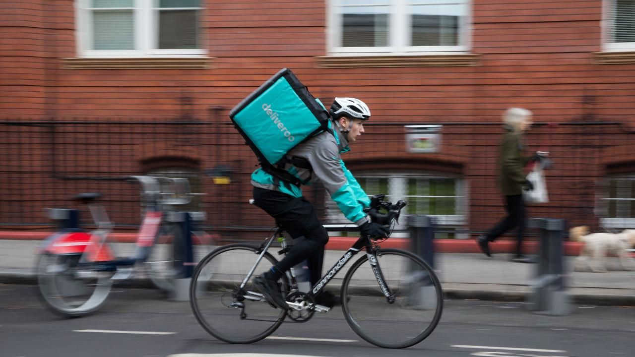 Poor worker conditions power gig economy Europe, Voice