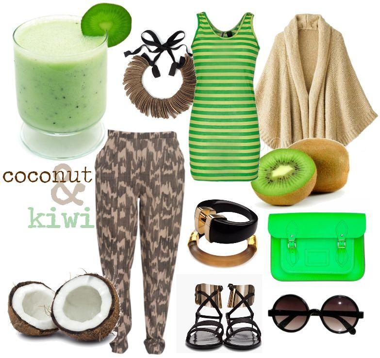 Coconut & Kiwi