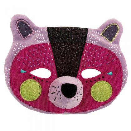 Mask Fabric Patchwork. Moulin Roty