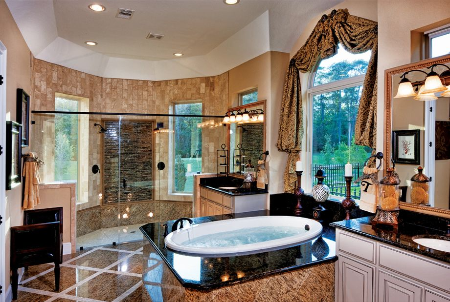 Toll brothers at the reserve at katy tx bathrooms for Bath remodel katy