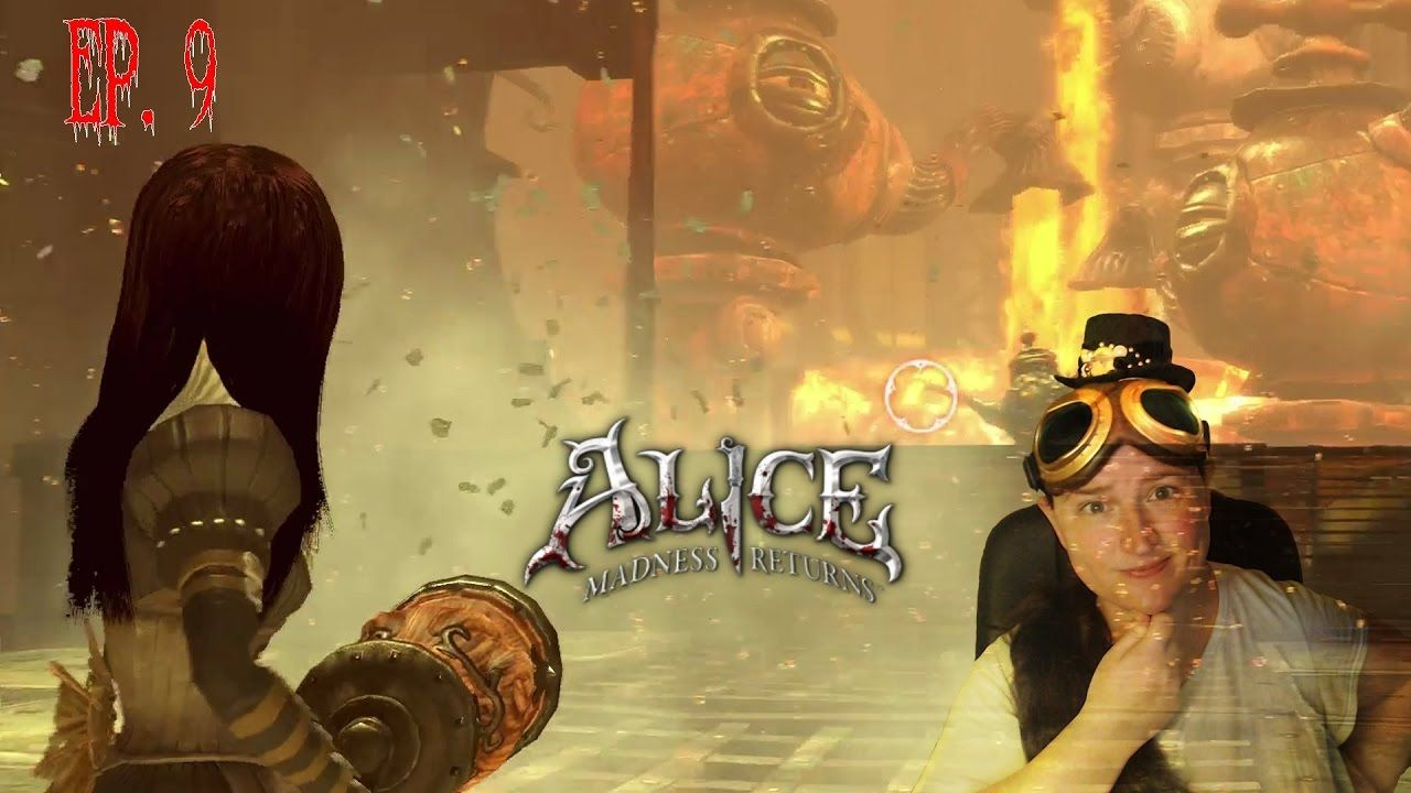 Damn Dormouse Alice Madness Returns Action Adventure Ep