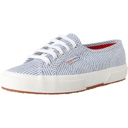 Diese #Superga #Sneaker sind kinderleicht zu kombinieren