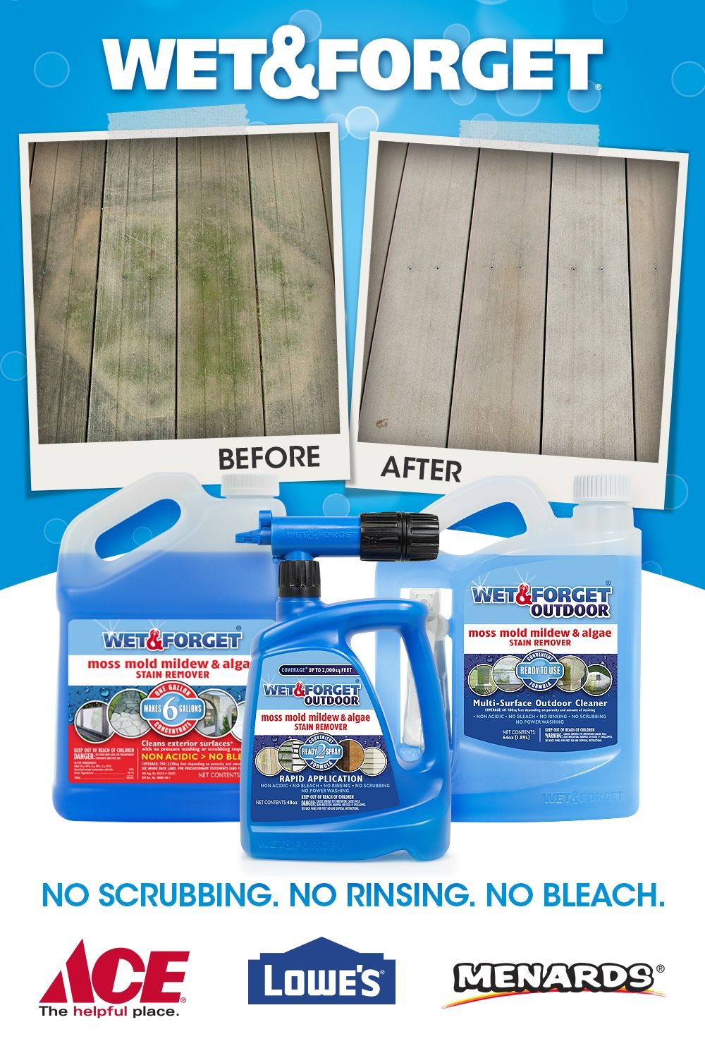 Easy Outdoor Cleaning Outdoor Cleaning Deck Cleaner Cleaning