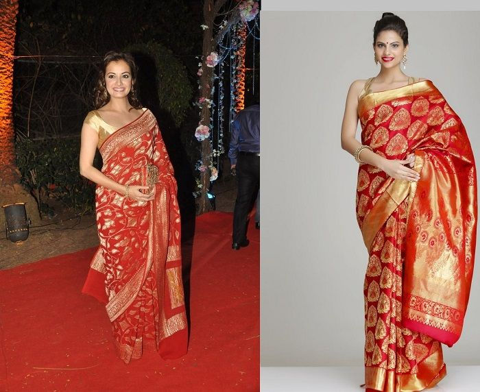 Steal Her Style Fashion Inspired By Ahana Deol Wedding