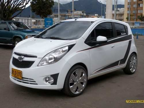 Chevrolet Spark Gt 2012 2950000000 Tucarro Colombia