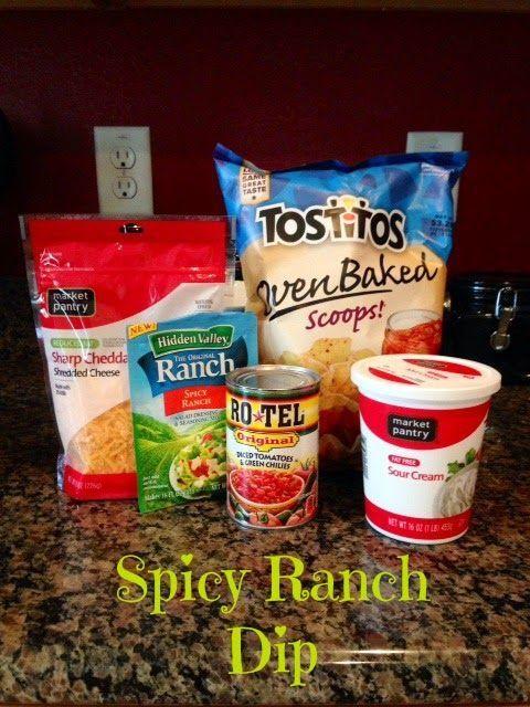 recipe: hidden valley spicy ranch recipes [15]