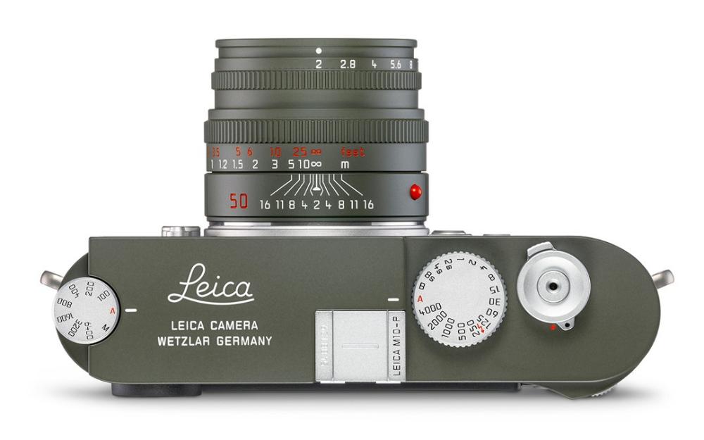 Leica M10-P Safari Edition and the released Summicron-M 50 f/2