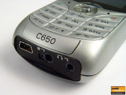 software motorola c650