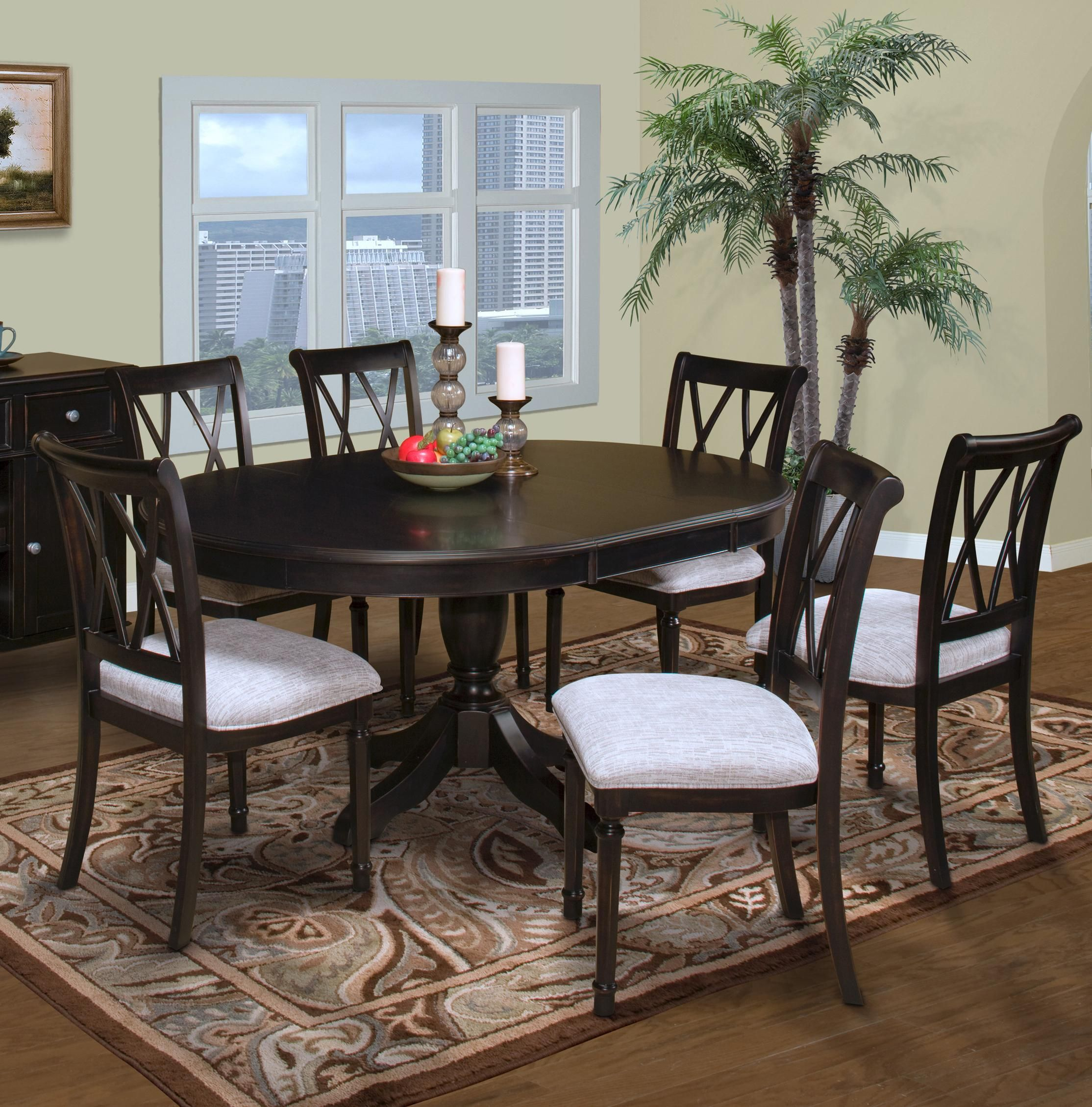 Dining Room Chairs Nebraska Furniture Mart Maryhill 7 Piece Set By New Classic Ideas For The House