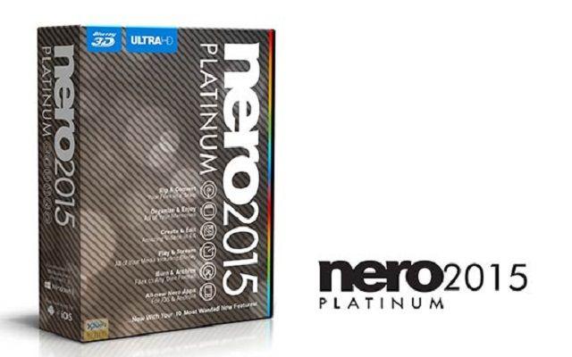 nero 2015 key free download