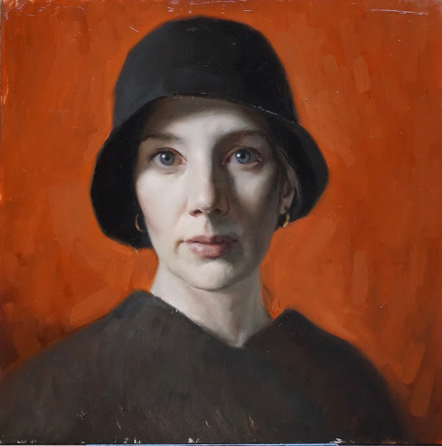 Cornelia Hernes Portraiture In 2020 Figurative Artists Portrait Drawing Painting