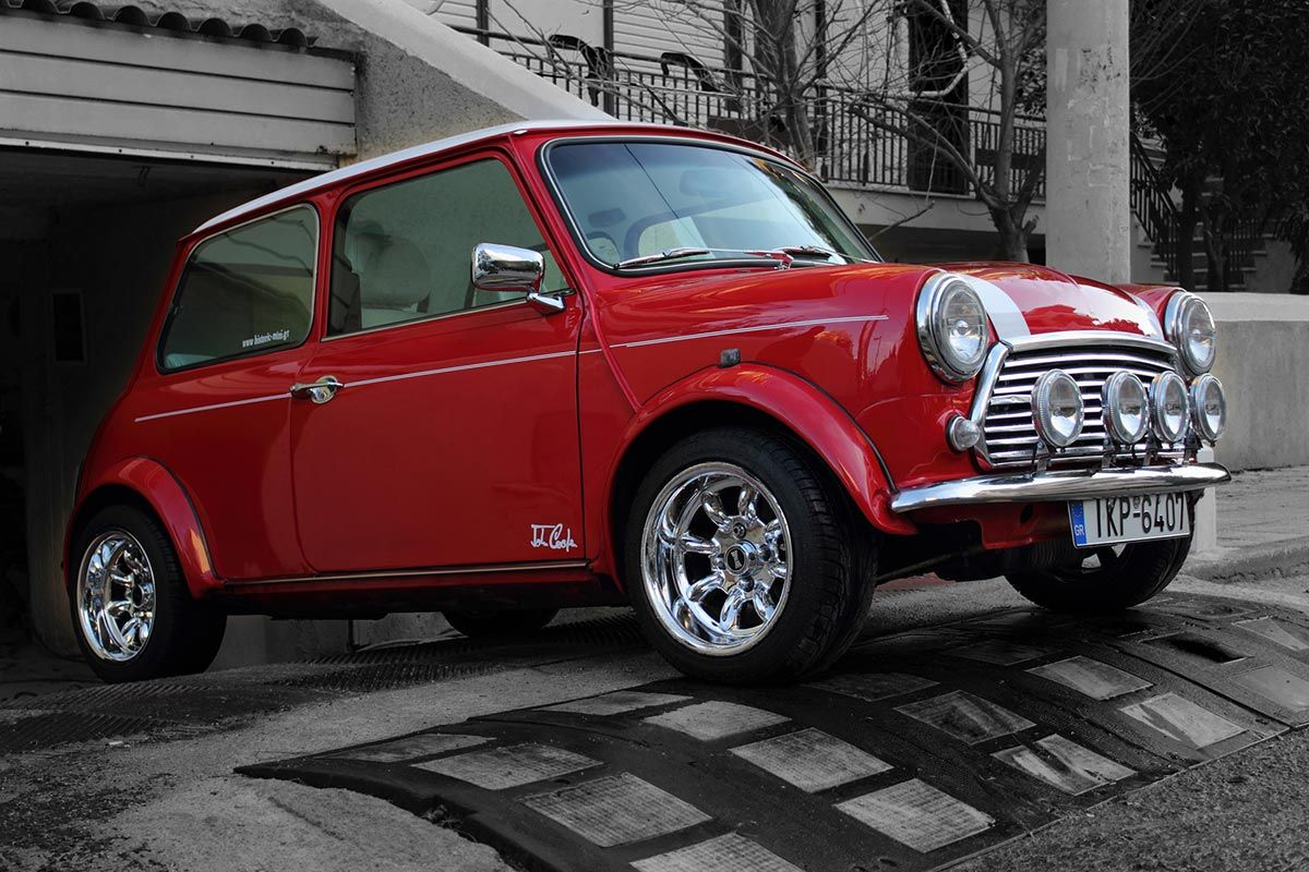 Modified Mini Also Races Minis Youtube And Cars