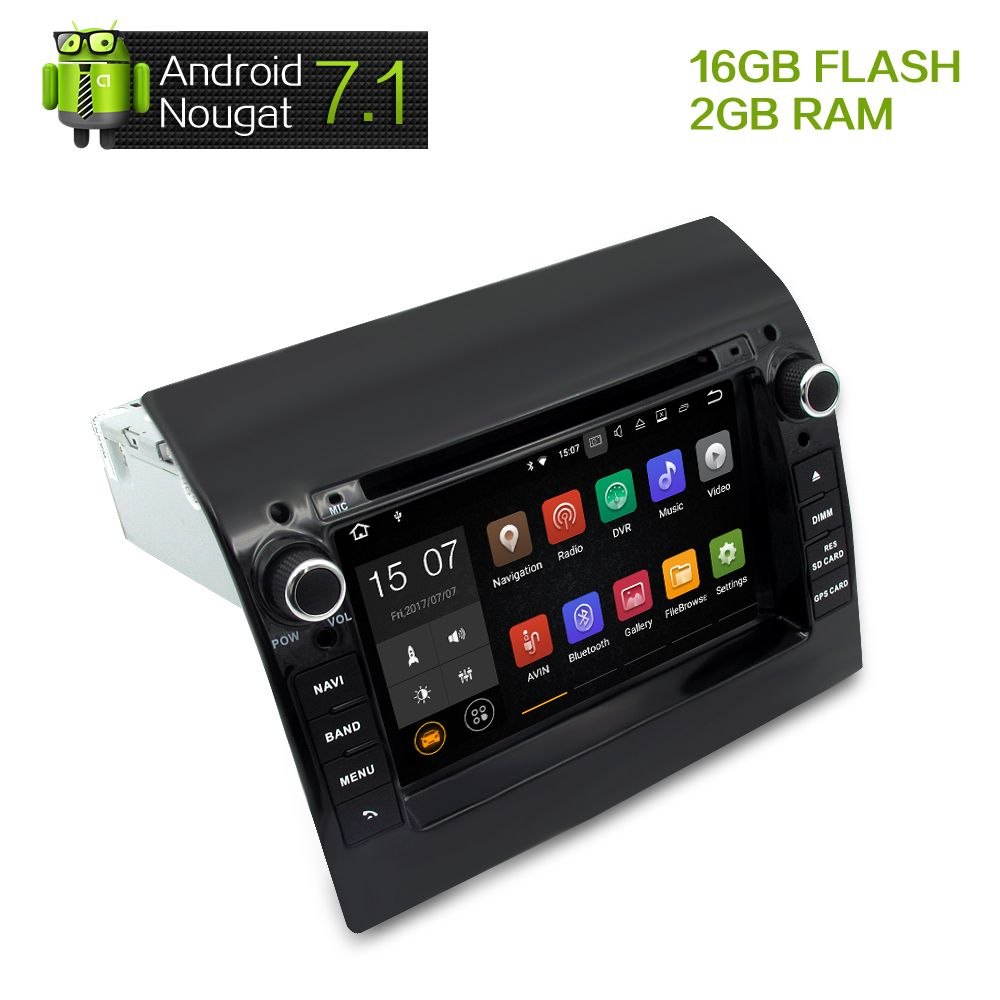 Android 7 1car Dvd Stereo For Fiat Ducato2008 2015 Citroen Jumper