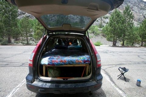 How To Turn Your Car Into A Camper Suv Camper Suv