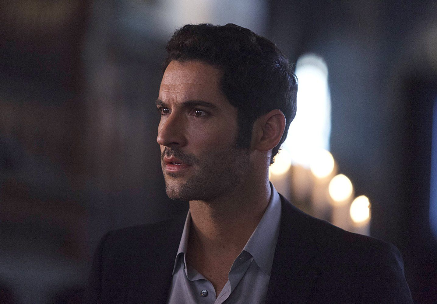 Tom Ellis In Lucifer 2015 Tom Ellis Lucifer Tom Ellis Lucifer