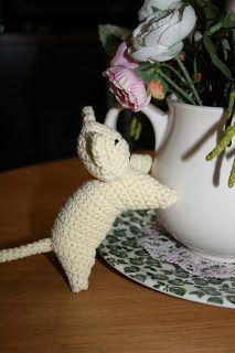 Breien En Haken In Oostende Crochet Cat Free Tutorial Knitting