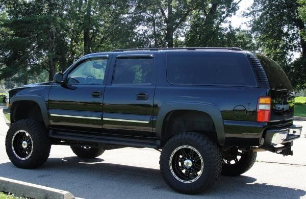 2003 Chevrolet Suburban 4x4 6 0l 2500 New Price