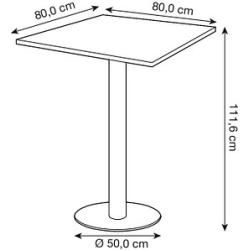 Photo of Bistro tables & beer tables