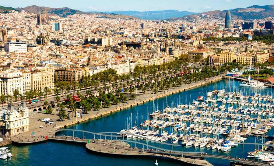 4 Night Barcelona Vacation With Round Trip Airfare From Friendly Planet Travel Barcelona Travel Barcelona Vacation